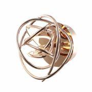 Arandela LED Bella WD018 Ninho 12W 3000K Bivolt Ø23cm Rose Gold