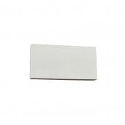 Arandela LED Cube Gaya 9776 Bivolt 8W 3000K IP65 200x30x100mm - Branco