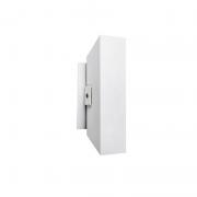 Arandela LED Power Lume APR01-IP40 Facho Duplo 2W Bivolt Ø200x50x50mm