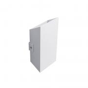 Arandela LED Power Lume APR02-IP40 Facho Duplo 4W 24V Ø200x100x50mm