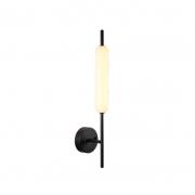 Arandela LED Starlux ZR066-BK Isis 8W 2700K Bivolt 150x155x660mm - Preto Fosco