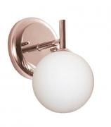 Arandela Casual Light Quality AR1261BR Atomy 1L G9 140x120x180mm Cobre