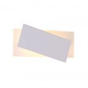 Arandela Sindora LED DCB01117 Acrílico 7W 3000K Bivolt 200x50x110mm