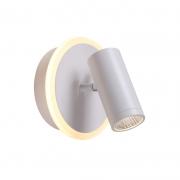 Arandela Sindora LED DCB01119 Acrílico 12W 3000K Bivolt 160x160x150mm