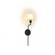 Arandela SpotLine 818/1 Torch 1L E27 120x560x140mm