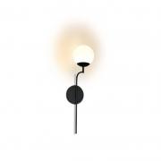 Arandela SpotLine 819/1 Torch Globo Bola 1L E27 150x650x180mm