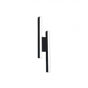 Arandela SpotLine 822/2-3K Style LED 9,5W 3000K 45x90x400mm