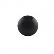 Balizador Embutido LED Brilia 302600 IP67 1 Facho 0,75W 2700K Bivolt Ø58x92mm - Preto