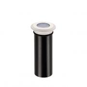 Balizador Solo LED Stella STH8702/27 Mini Spur 0,5W 2700K IP67 Bivolt - Branco