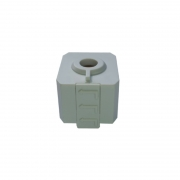 Conector de Contato Starlux ZTL014-WH Branco