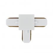 Conector T Para Trilho Eletrificado Furlight FL3010 Branco