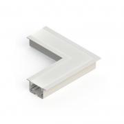Conexão Embutir Curva 90° Save Energy SE-275.1833 LLS Flex I Branco