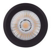 Embutido Solo LED Brilia 302693 Redondo IP67 30W 2700K 30G Bivolt Ø100x150mm - Preto