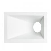 Spot Embutido Stella STH8975BR Square Angle Dicróica/PAR16 GU10 MR16 40G - Branco
