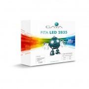 Fita LED 2835 Gaya 9012 220V 4,8W 6000K IP65 Rolo de 5 Metros