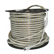 Fita LED 2835 Gaya 9048 110V 4,8W 4000K IP65 Rolo de 100 Metros