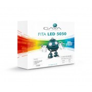 Fita LED 5050 Gaya 9027 110V 14,4W 6000K IP65 Rolo de 5 Metros