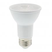 Lâmpada LED Bella LP201C PAR20 E27 8W 38° 525lm 3000K Bivolt