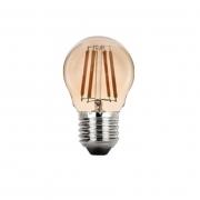 Lâmpada LED Blumenau 0323000-OUTLET Filamento G45 4W 2200K Bivolt Ø45x81mm