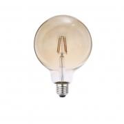 Lâmpada LED Blumenau 0328000-OUTLET Filamento G125 4W 2200K E27 Bivolt Ø125x176mm