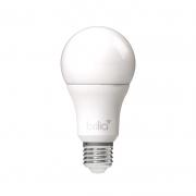 Lâmpada LED Brilia 306356 Lightsense Bulbo Wi-Fi RGBWW 9W E27 IP20 Bivolt 60x120mm