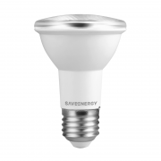 Lâmpada LED Save Energy SE-110.1602 PAR20 7W 4000K 24G Bivolt