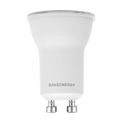 Lâmpada LED Save Energy SE-140.1693 Mini Dicróica Alto IRC 4W 2700K 36G Bivolt