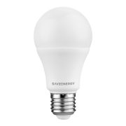 Lâmpada LED Save Energy SE-215.1518 Bulbo E27 A60 8W 6500K 250G Bivolt