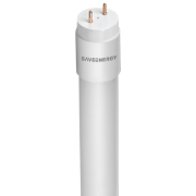 Lâmpada LED Save Energy SE-235.1529 Tubular Glass 120cm T8 G13 18W 4000K 260G Bivolt 1200mm