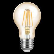 Lâmpada LED Save Energy SE-345.1388 Bulbo Filamento A60 Vintage E27 4W 2200K 360G IP20 Bivolt