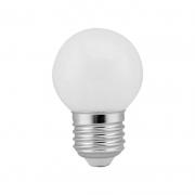 Lâmpada LED Save Energy SE-375.2331 G45 Milky E27 4W 2400K 360lm Bivolt