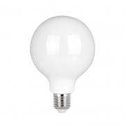 Lâmpada LED Save Energy SE-375.2332 G95 Milky E27 4W 2400K 360lm Bivolt