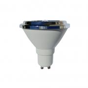 Lâmpada LED Starlux L030-727-BVT24 GU10 AR70 7W 2700K 550lm 24º Bivolt Ø69x72mm