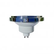 Lâmpada LED Starlux L031-1227-BVT GU10 AR111 12W 2700K 900lm 24º Bivolt Ø111X75mm