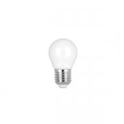 Lâmpada Led Stella STH20200/27 Mini Bulbo Milky Filamento E27 2,5W 200lm 2700K 320º Bivolt Ø45x75mm