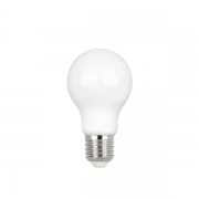 Lâmpada Led Stella STH20215/30 Bulbo Milky Filamento E27 7W 806lm 3000K 320G Bivolt Ø60x104mm