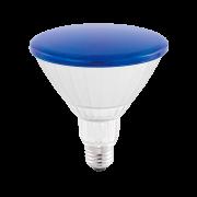Lâmpada Led Stella STH6093/AZ Color Azul PAR38 E27 18W IP65 45G Bivolt