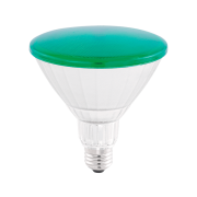 Lâmpada Led Stella STH6093/VD Color Verde PAR38 E27 18W IP65 45G Bivolt