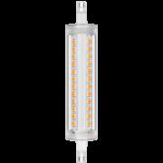 Lâmpada LED Stella STH6140/27 R7s Palito Média 118MM 9W 2700K Bivolt