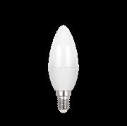 Lâmpada Led Stella STH6300/30 Vela Fosca E14 3W 3000K 230G Bivolt