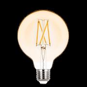 Lâmpada LED Stella STH6336/24 G95 Balloon Filamento Vintage E27 2W 2400K Bivolt