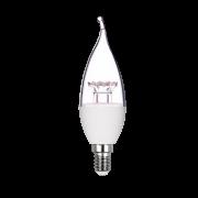 Lâmpada Led Stella STH7352/27 Vela Chama Dimerizável E14 6W 2700K 200G 220V
