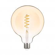 Lâmpada Led Stella STH8246/24 G125 Balloon Filamento Vintage Espiral E27 2,5W 2400K 300G Bivolt