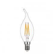 Lâmpada Led Stella STH8371/24 Vela Chama Dimerizável Filamento E14 4W 2400K 300G 127V