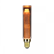 Lâmpada Nordecor 1082 Filamento LED Guide T30 E27 3W 150LM 2000K IP20 Bivolt ???x???mm Âmbar
