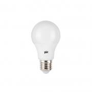 Lâmpada Pix 36504611 Bulbo LED E27 9W 3000K 810lm IP20 Bivolt Ø60x108mm