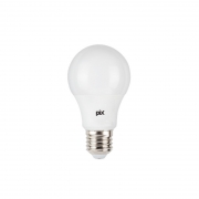 Lâmpada Pix 36504613 Bulbo LED E27 9W 6500K 810lm IP20 Bivolt Ø60x108mm