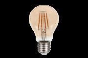 Lâmpada Pix 36505839 Bulbo Vintage Filamento A60 E27 4W 2400K 400lm IP20 Bivolt Ø60x106mm