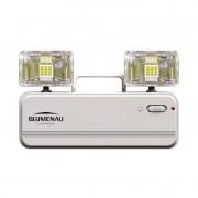 Luminária Auxiliar Blumenau 40010604 2 Faróis 4W 6500K 600lm 55x155x250mm