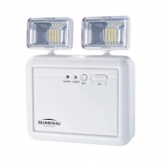 Luminária de Emergência Blumenau 40011214-OUTLET Bloco Autônomo LED 5W 6500K 1200lm 53x190x220mm